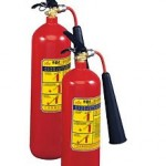 CO2 Fire extinguisher – SMAF MT2