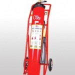 Trolley CO2 Fire extinguisher – MT 24