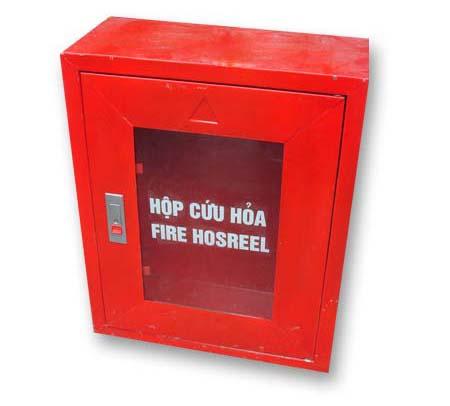 Fire box size 400x500