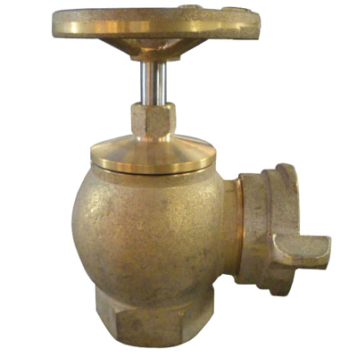 Copper Fire hose angle valve